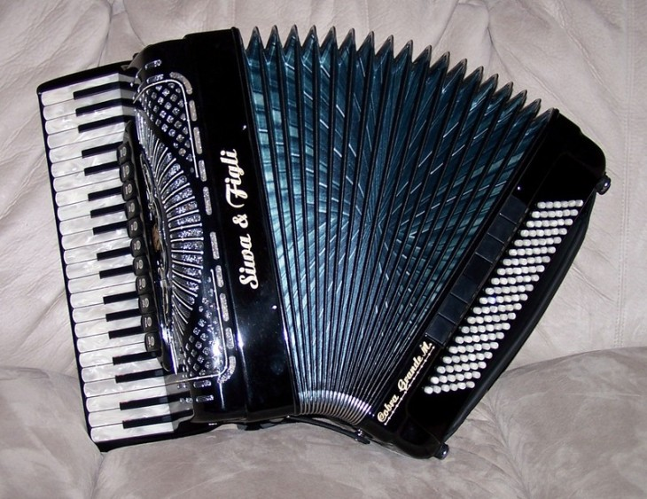Siwa & Figli Cobra Grande Musette Accordion
