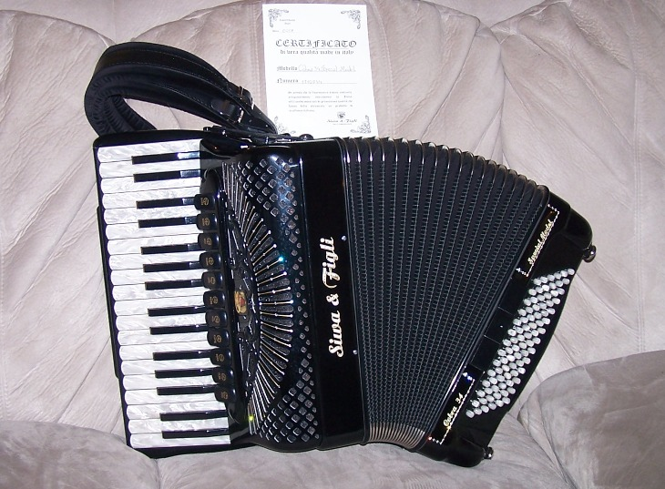 Siwa & Figli Cobra 34 Accordion