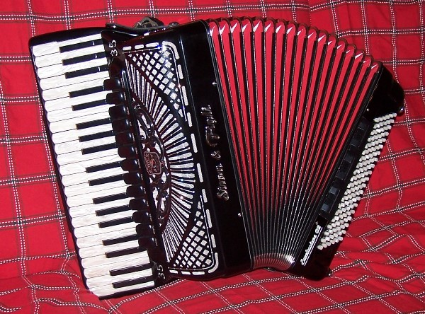 "Siwa & Figli ""Exclusive"" Accordion"