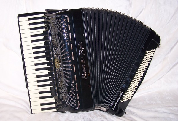 Siwa & Figli Super Quattro Extra Accordion